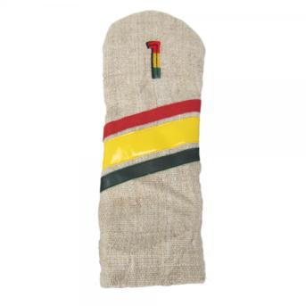 Hemp Rastafarian Headcover